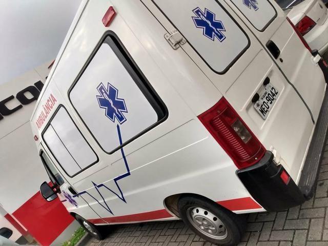 Ambulancia ducato 2004 - Foto 5