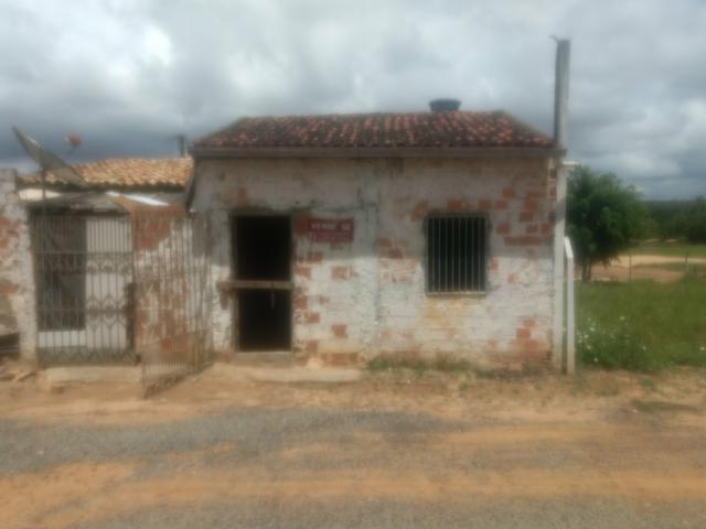 Casa Em Alagoinhas Frente Da Chácara JH Rua Tranquila No Parque São Bernardo