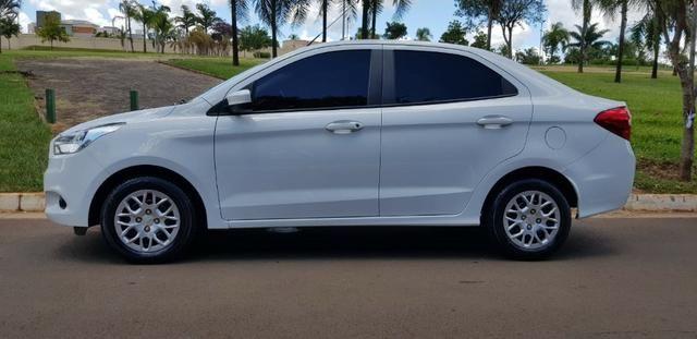 Ford Ka SE 1.5 Sedan 2017 - Novíssimo - Foto 2