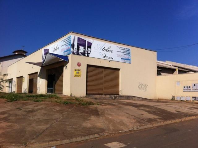 Loja comercial para alugar em Residencial center ville, Goiânia cod:4578