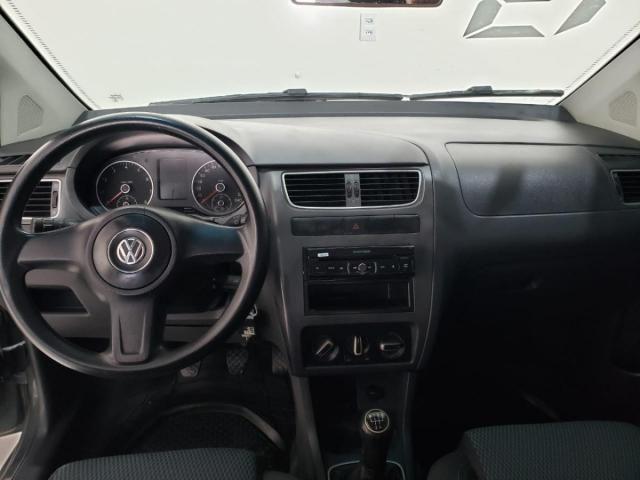 Volkswagen Fox BlueMotion 1.6 Flex c/GNV - Foto 6