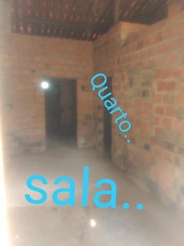 Casa Em Alagoinhas Frente Da Chácara JH Rua Tranquila No Parque São Bernardo - Foto 4