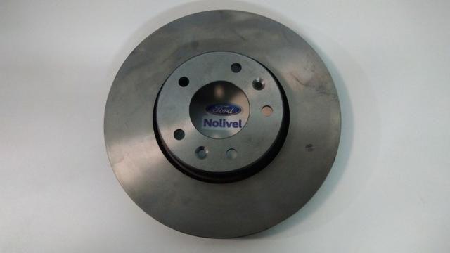 Jogo de Disco de freio Ventilado Fusion 2006/2012