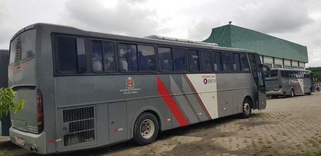 Ônibus Caio Giro 3600 Volks Bus 18 320 Cummins Único Dono Com Ar de Teto - Foto 3