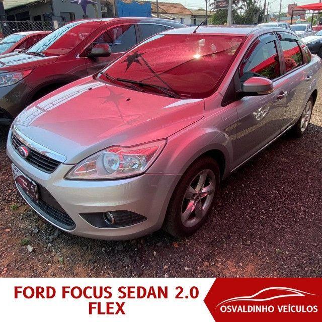 2009 Ford Focus Sedan 2.0 Flex Aut