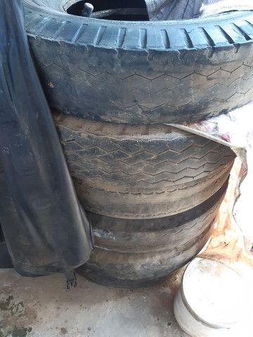 6 pneus 900 e 1000