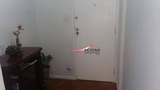 Apartamento com 1 dormitório à venda, 52 m² por R$ 430.000,00 - Catete - Rio de Janeiro/RJ - Foto 2