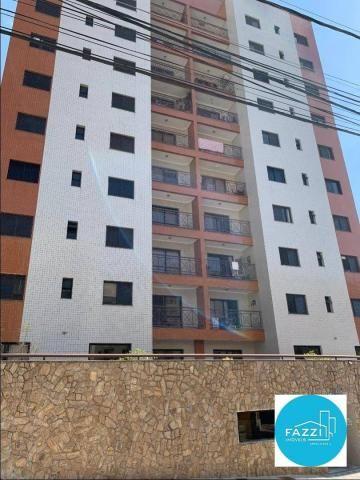 Apartamento com 3 dormitórios para alugar por R$ 1.430,00/mês - Jardim dos Estados - Poços