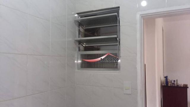 Apartamento com 1 dormitório à venda, 52 m² por R$ 430.000,00 - Catete - Rio de Janeiro/RJ - Foto 12