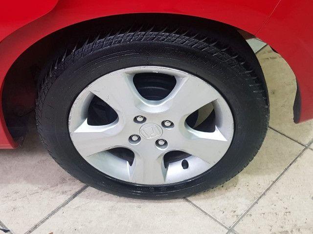 Honda Fit 2012 1.4 Flex LX Vermelho Estudo Troca e Financio - Foto 12