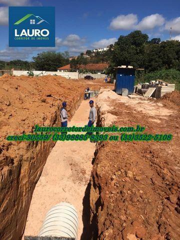 Terrenos no loteamento Colinas do Ipiranga, obras em andamento a todo vapor - Foto 3