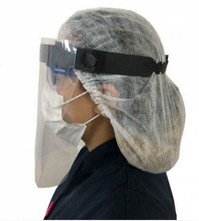 Protetores Faciais - A proteção que você precisa HOJE!