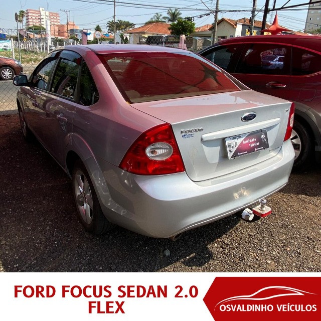 2009 Ford Focus Sedan 2.0 Flex Aut - Foto 6