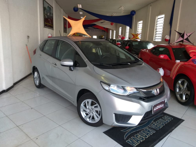 Honda Fit Lx Cvt 1.5 2015