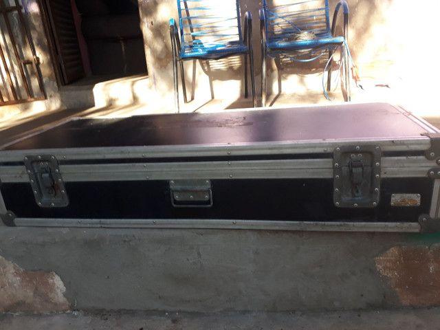 Hard case para teclados 5/8