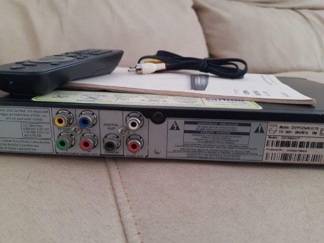 Dvd Player Philips 3254KX/78 (Sem defeito) - Foto 5