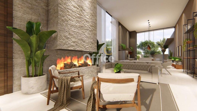 Linda casa Residencial Anaville - Foto 3