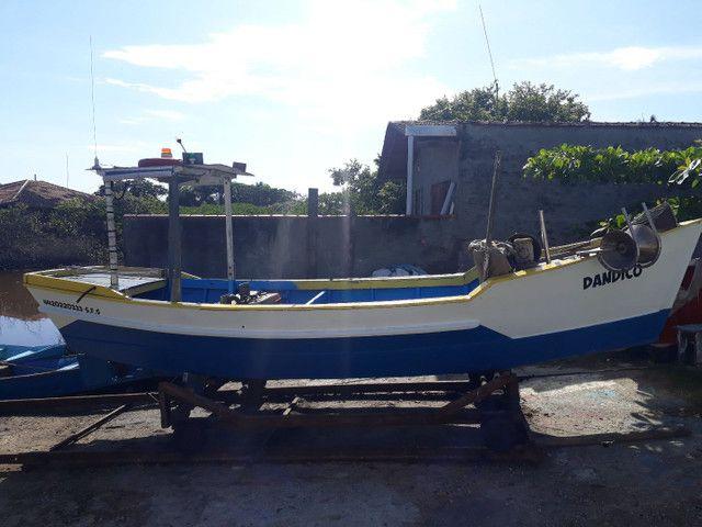 Bote de pesca  - Foto 2