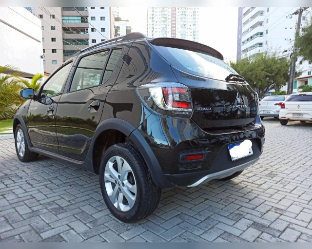 Sandero stepway 2017 emplacado 2021 - Foto 2