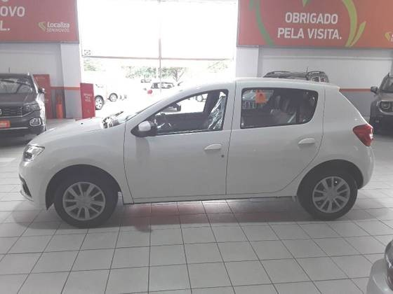 SANDERO 2019/2020 1.0 12V SCE FLEX ZEN MANUAL - Foto 8