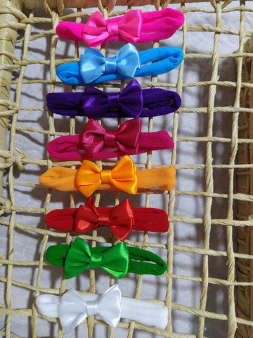 laços, tiara e pregadeira para meninas  - Foto 4