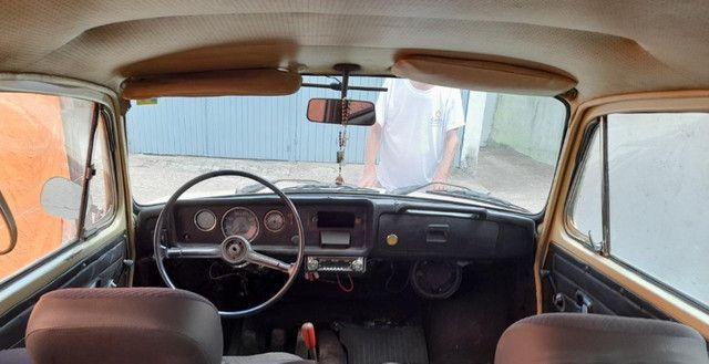 VW Variant 1600 ano 1974 conservada, carro antigo de coleção - Foto 5