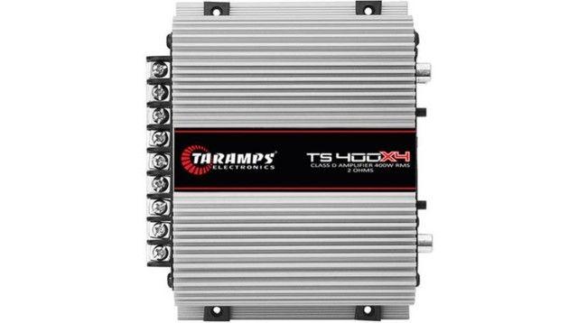 Amplificador Taramps 400.4D 4 Canais