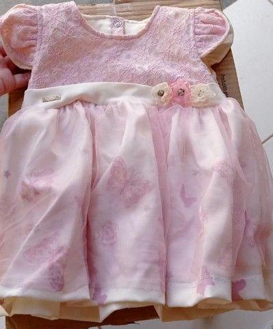 Roupas e colcha de berço infantil - Foto 2