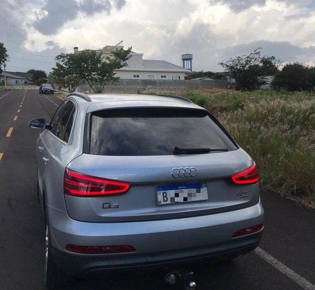 Audi Q3 2015 4x4