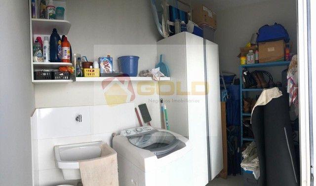 Casa em Condomínio para Venda em Uberlândia, Condomínio Manhattan Residence, 3 dormitórios - Foto 6