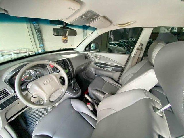Hyundai Tucson GLS - 2.0 MPFI 143CV 2WD GASOLINA 4P AUTOMÁTICO - 2012 - Foto 11