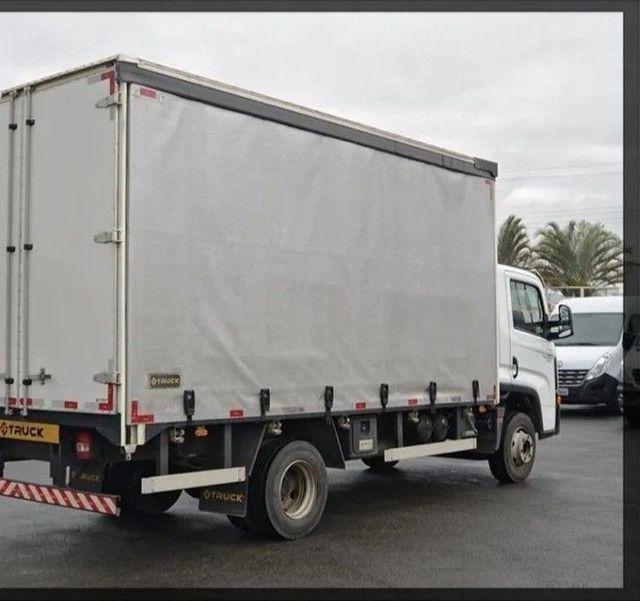 Delivery 11.180 Prime Com Baú Sider<br><br> - Foto 6