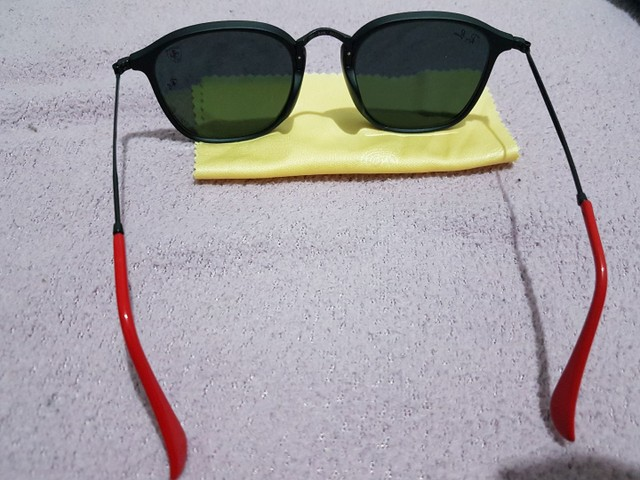 Óculos Ray Ban Ferrari - Foto 2
