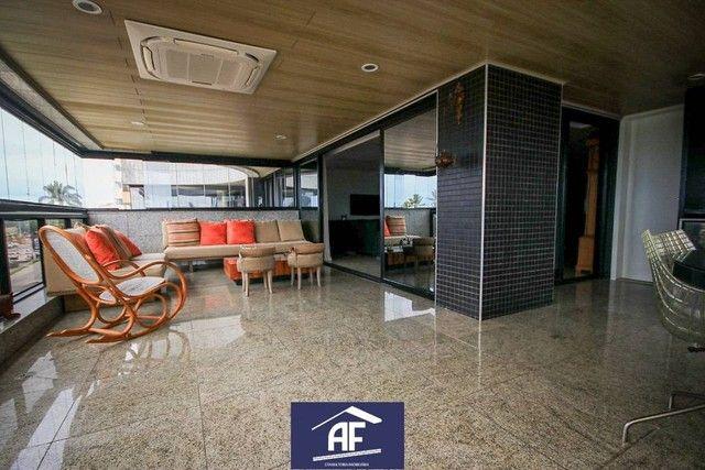 Apartamento de alto padrão com vista permanente para o mar, 4 suítes - Maceió/AL - Foto 2