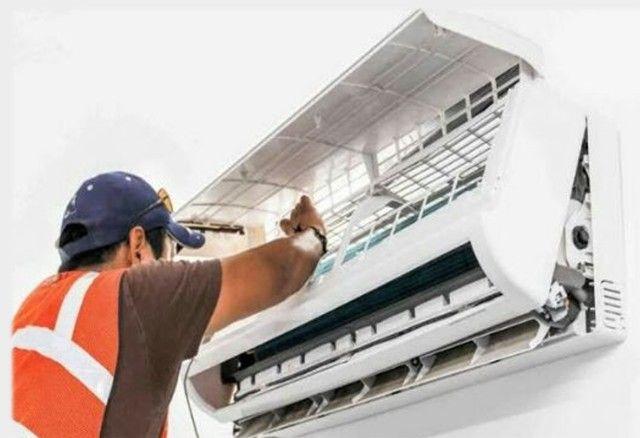 Promoção - Instalação R$350,00 e Higienização R$99,00 - Ar Condicionado - Foto 2
