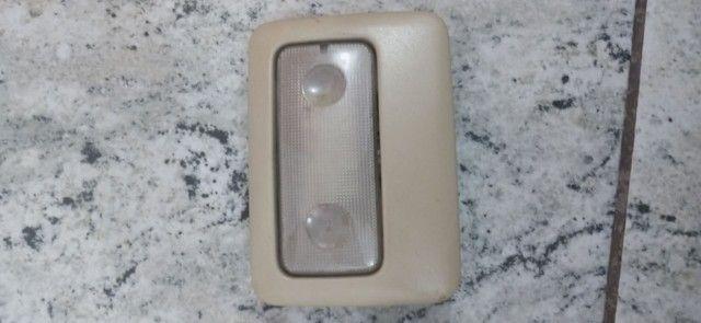 Lampada interna de Palio C/ led adptada - Foto 2