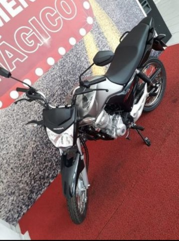 Moto Honda Start 160 Entrada: 1.335 Financiada!!! - Foto 6