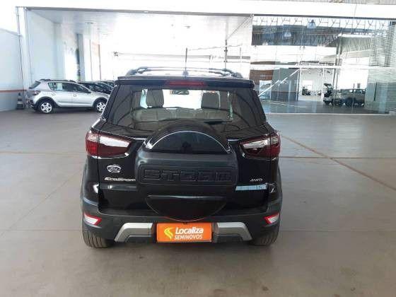 ECOSPORT 2019/2020 2.0 DIRECT FLEX STORM 4WD AUTOMÁTICO - Foto 2