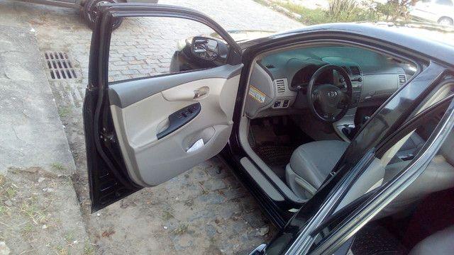 Toyota Corolla Xei completo 2009 - Foto 6