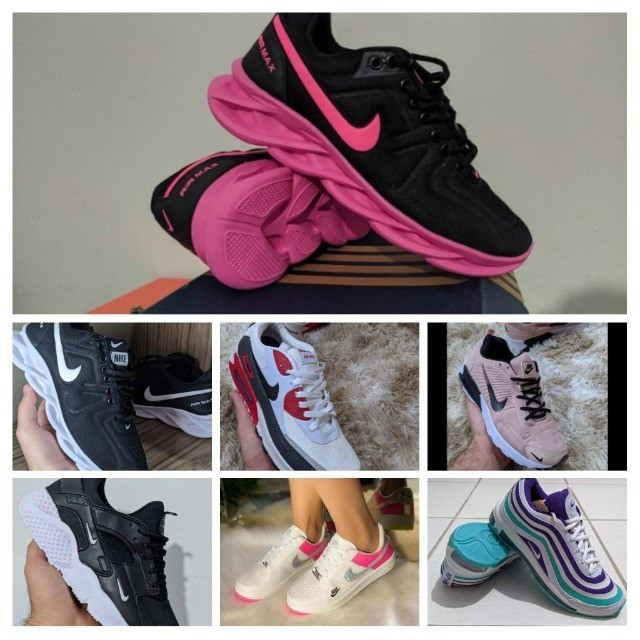 Oferta Imperdivel Tênis diversos Modelos Nike  New Balance  Adidas etc - Foto 2