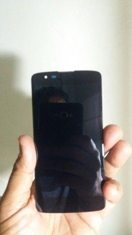 Vendo a tela do k8 modelo 350 e so a tela nao e celular