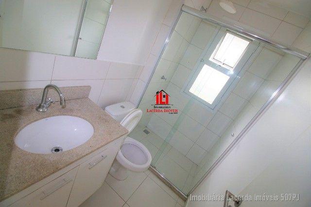 Liverpool, 69m², 2 quartos com suíte, 1º andar, Aceita FGTS na Entrada, Ponta Negra - Foto 15