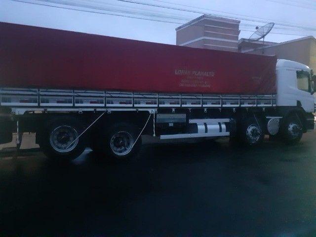 Scania p310 ano 2012 manual