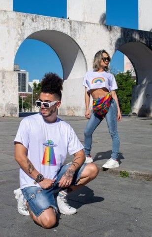 Camiseta - OVNI - Foto 2