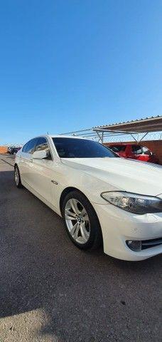 Torro! Ipva Pago!!! BMW 528I 2.0 Turbo - Top de Linha, 2013, interior Caramelo, 245 Cv - Foto 17