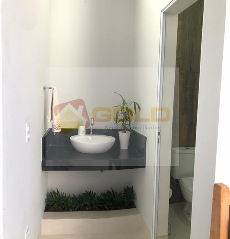 Casa em Condomínio para Venda em Uberlândia, Condomínio Manhattan Residence, 3 dormitórios - Foto 4