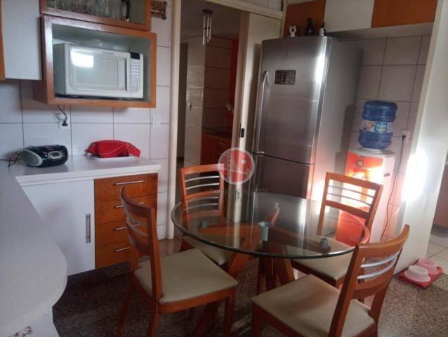 Apartamento com 3 dormitórios à venda, 150 m² por R$ 750.000,00 - Guararapes - Fortaleza/C - Foto 17