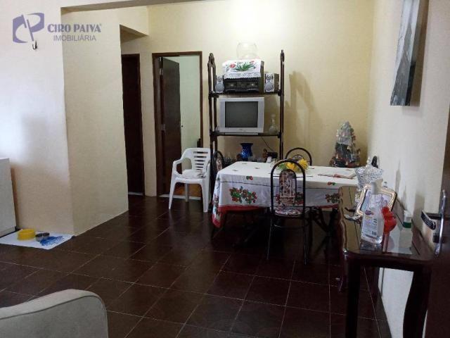 Apartamento com 2 dormitórios à venda, 82 m² por R$ 250.000,00 - Amadeu Furtado - Fortalez