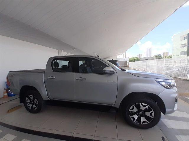 Toyota Hilux 2.8 SRX 4X4 CD 16V - Foto 4