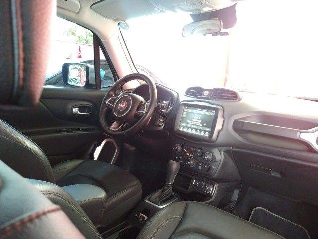 Jeep Renegade 2020 Longitude 1.8 flex 4X2 - 47mil km, tá muito novo!!! - Foto 11